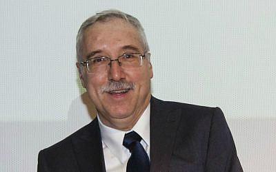 Gerald Steinberg (Flash90)