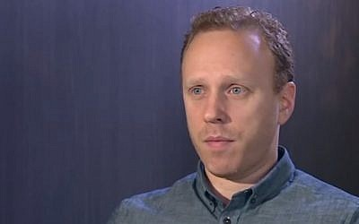 Max Blumenthal (YouTube screen grab)