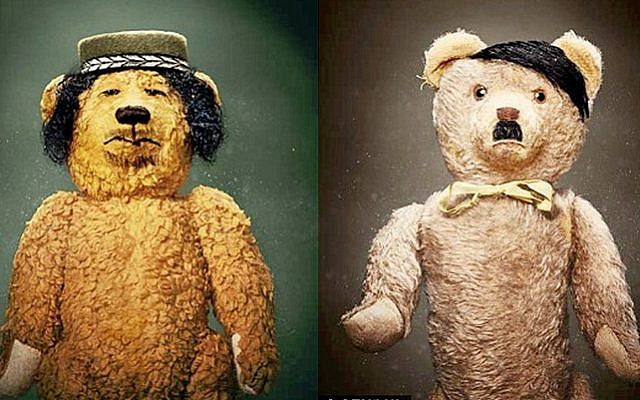 A Norwegian advert featuring teddy bears resembling Muammar Gaddafi and Adolf Hitler that was banned in January 2016.