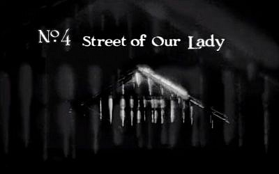 "Screenshot of the opening credits for the film ""No. 4 Street of Our Lady"" produced by Judy Maltz, Barbara Bird and Richie Sherman. (YouTube)"