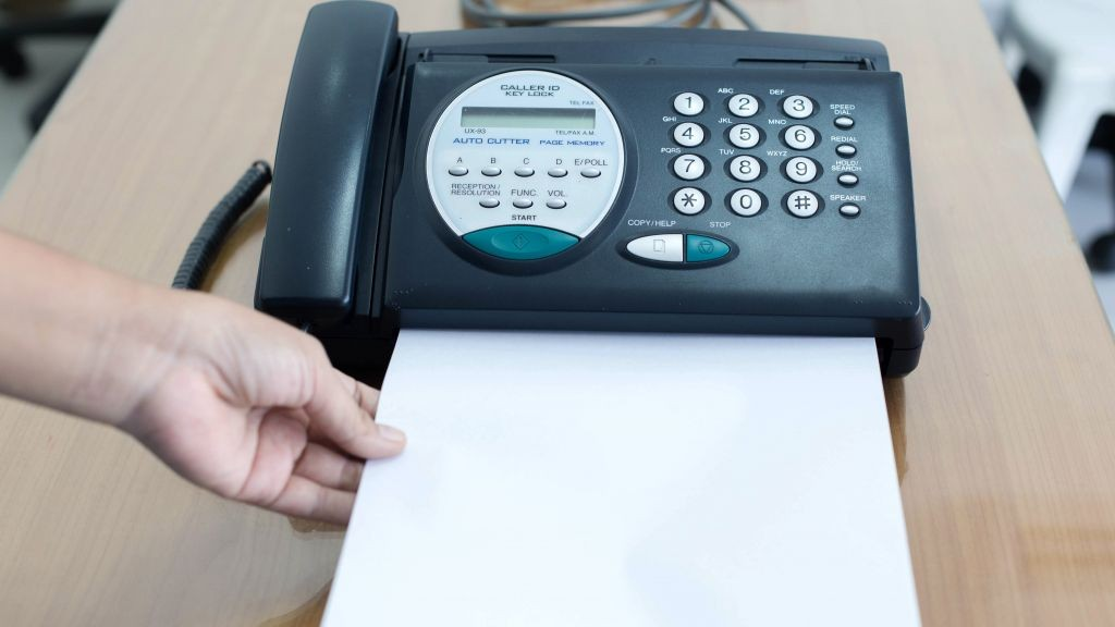 Fax machines are a massive security problem