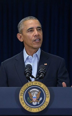 US President Barack Obama, February 13, 2016. (AFP/Mandel Ngan)