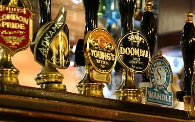 Illustrative: Beer taps at a pub. (Flickr/trombone65/CC BY-ND 2.0)