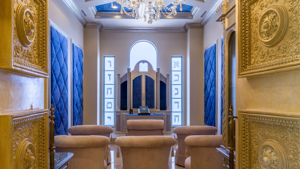 $7 5 million Florida mansion with synagogue for sale | The Times of