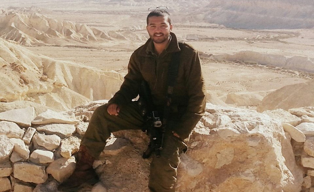 Tuvia Yanai Weissman, 21, an IDF soldier who was killed in a stabbing attack in a West Bank supermarket on Thursday, February 18, 2016 (courtesy)