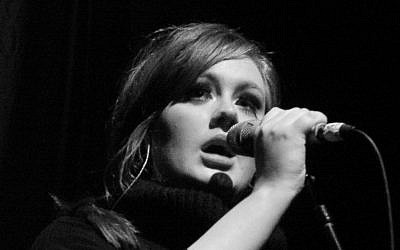 British singer Adele. (Flickr/Christopher MacSurak/CC BY 2.0)