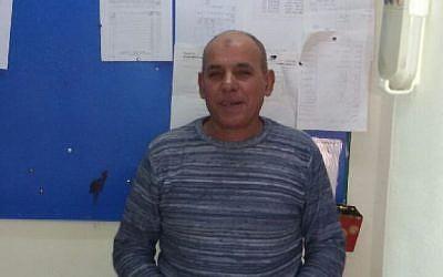Atta Jabarin (Dov Lieber)