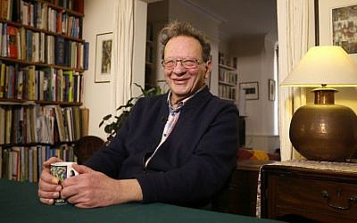 Larry Sanders smiles at home in Oxford, England, February 15, 2016 (AP Photo/Kirsty Wigglesworth)