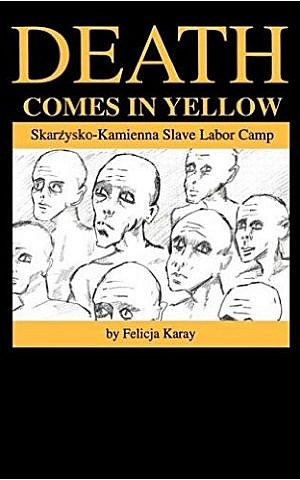 Cover of 'Death Come in Yellow' (courtesy)