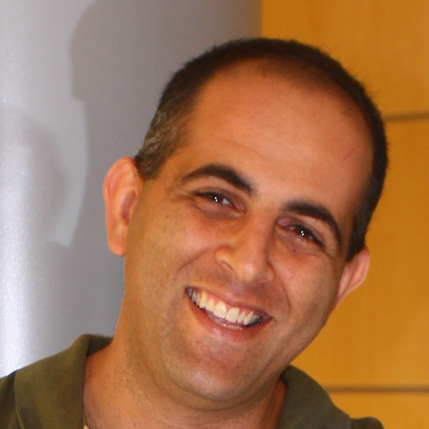 Dr. Roee Amit (Courtesy)