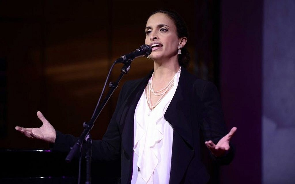 JNF Canada drops event over singer Noa's alleged BDS support