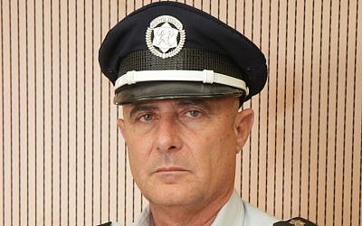 Fire and Rescue Service Commissioner Shahar Ayalon. (Courtesy)