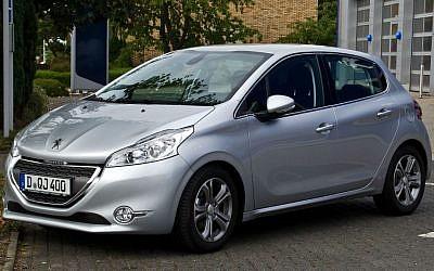 Peugeot 208. (Wikipedia/M 93/CC BY-SA 3.0 de)