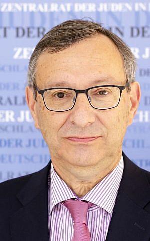 Abraham Lehrer (Jörn Neumann/Zentralrat der Juden)