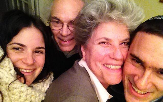An old family photo of the Siedler-Fellers (Courtesy of Doreen Seidler-Feller)