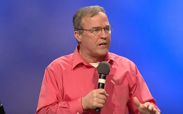 Evangelical leader Mike Bickle (YouTube screen grab)