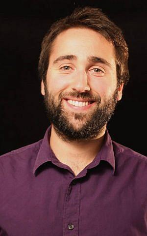 Filmmaker Jonathan Keijser (Courtesy)