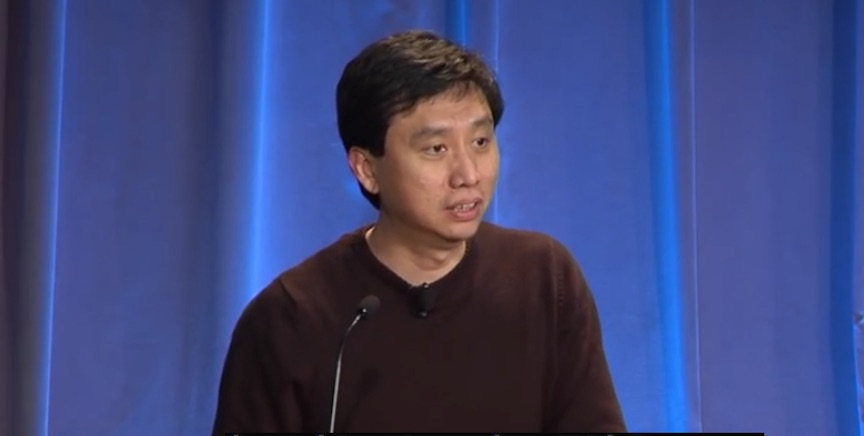 Chade-Meng Tan, creator of Google's Search Inside Yourself program (Courtesy)