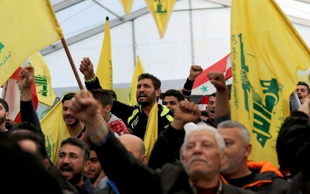 Hezbollah brushes off US sanctions, says money comes via Iran