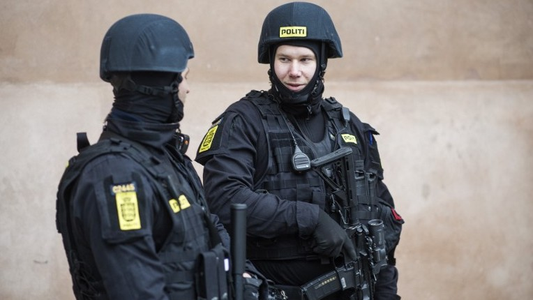 Swedish police seize suspected Iranian spy over murder plot