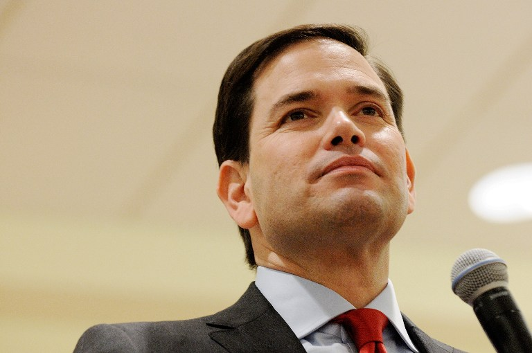 Rubio to run for reelection, intent on killing Iran deal | The Times