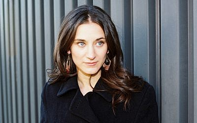 Canadian playwright Hannah Moscovitch. (Ian Brown)