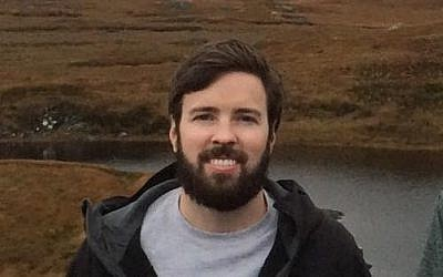 Vanderbilt graduate student Taylor Force was killed Tuesday March 8, 2016 in a terror attack in Jaffa.  (Facebook)