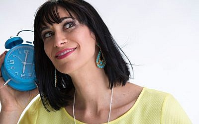 Ladino musician Sarah Aroeste releases her latest album 'Ora de Despertar,' or 'Time to Wake Up.' (Courtesy of Sarah Aroeste)