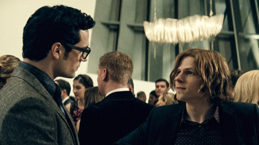 'Batman V. Superman': Jesse Eisenberg On Lex Luthor's