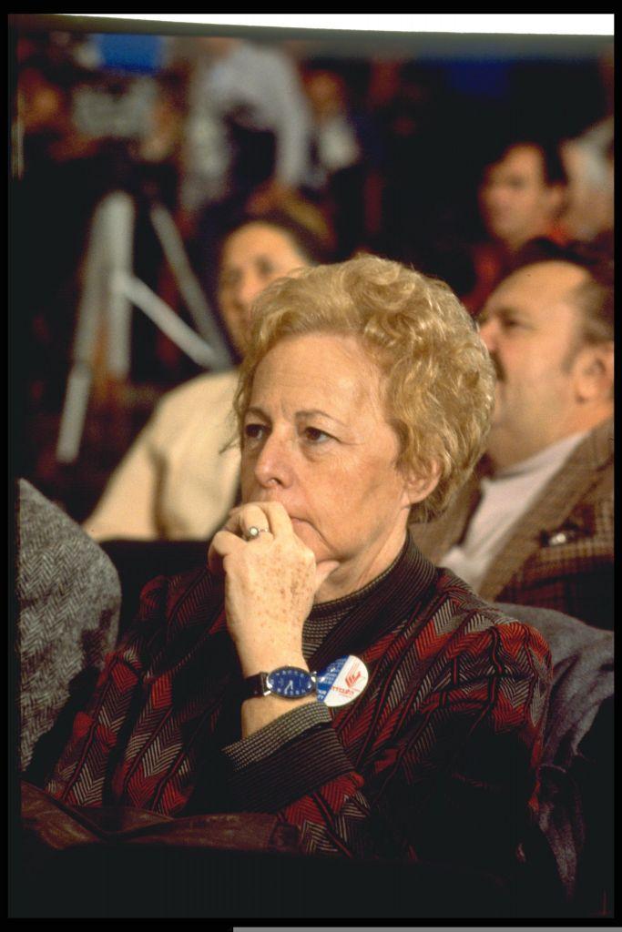 Former MK Esther Herlitz in 1980. (Moshe Milner/GPO)