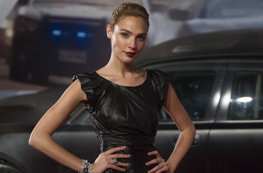 "Gal Gadot posing for photographers during the premiere of the movie ""Fast and Furious 5″ at Cinepolis Lagoon in Rio de Janeiro, Brazil, April 15, 2011. (Buda Mendes/LatinContent/Getty Images)"