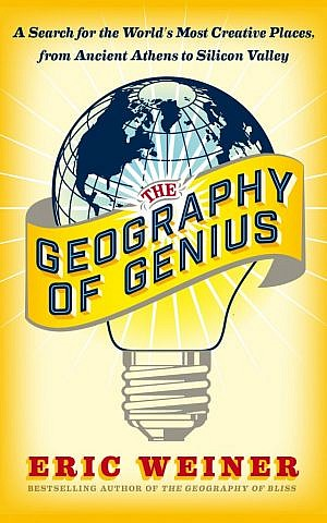 Geography of Genius cover