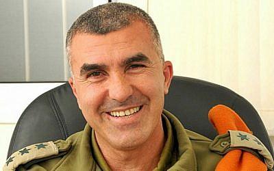 Brigadier General Munir Amar (IDF Spokesperson)