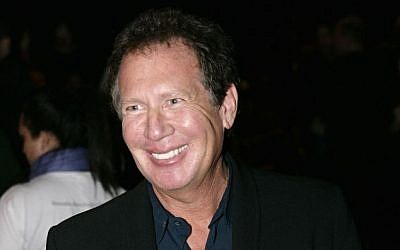Actor and comedian Garry Shandling in 2006 (AP/Matt Sayles, File)