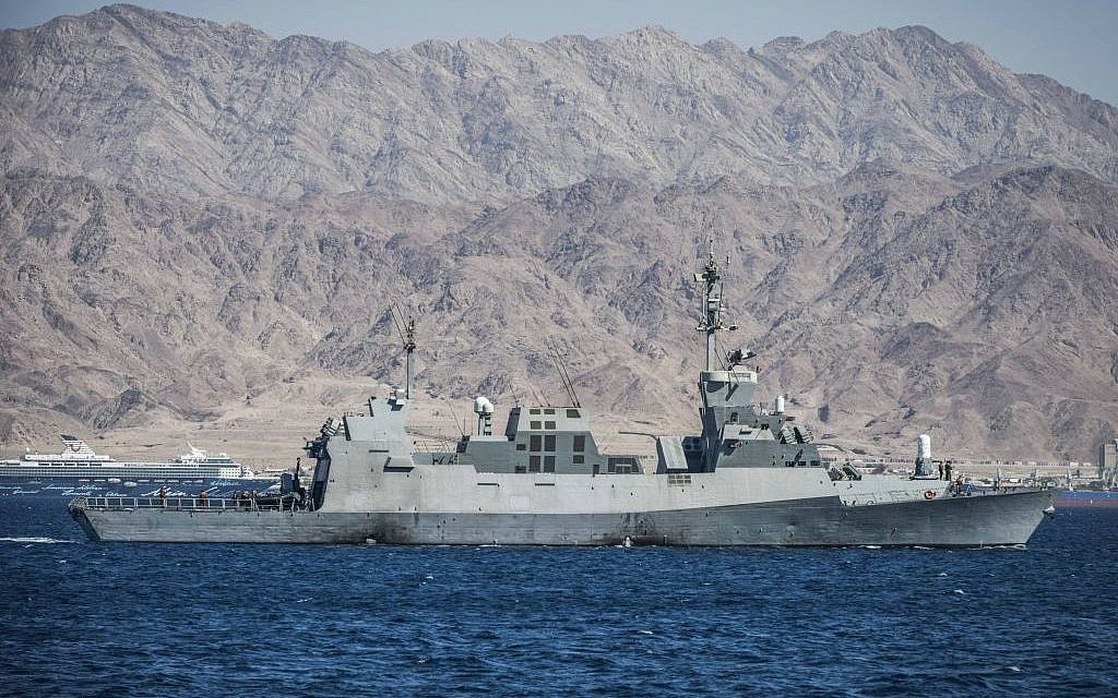 Can Israel Become A Maritime Power The Times Of Israel