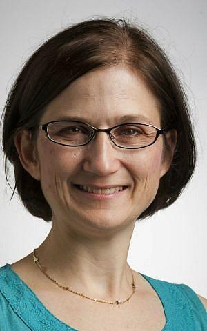 Dr. Jenny Sartori (Courtesy)