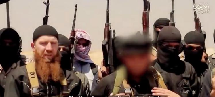 Omar al-Shishani (YouTube screenshot)