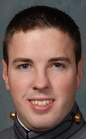 A 2009 photo provided by the United States Military Academy shows Taylor Force. Force, a 28-year-old MBA student at Vanderbilt University and a West Point graduate who served tours of duty in Iraq and Afghanistan. Force was killed by a Palestinian terrorist in Tel Aviv-Jaffa on March 8, 2016 (United States Military Academy via AP)