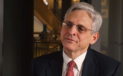Supreme Court nominee Merrick Garland (White House YouTube channel)