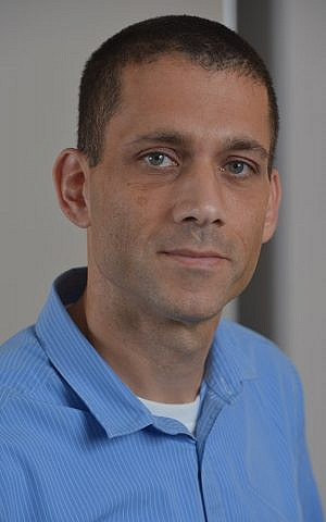 Itzik Shurki of the ISA, responsible for supervision of trading platforms (Courtesy)
