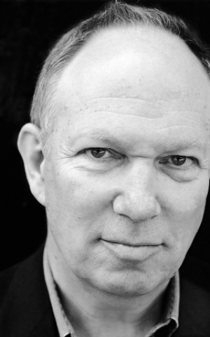 Author Ian Buruma (Stefan Heijdendael)