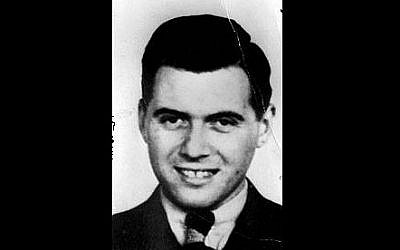 Nazi doctor Josef Mengele (Wikimedia Commons)
