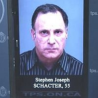 Toronto police on February 29, 2016 charged ex-teacher Stephen Joseph Schacter, 55, with a range of sex offenses. (screen capture: YouTube)