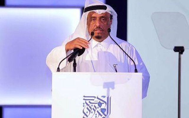 The deputy chairman of the Dubai Police and General Security, Lt. General Dhahi Khalfan Tamim (Via Twitter)