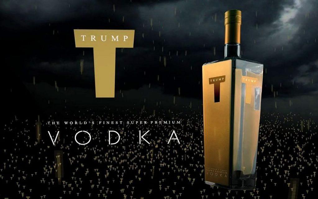 Trump Vodka