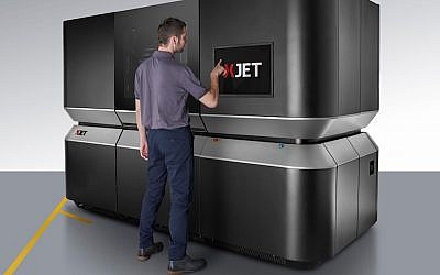 An XJet system (Courtesy)