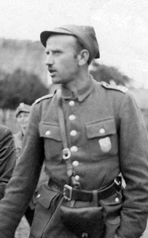 Zygmunt Szendzielarz (Institute of National Remembrance, Poland / Wikipedia)