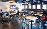 PowerBall Workspace, Ness Ziona (Courtesy)