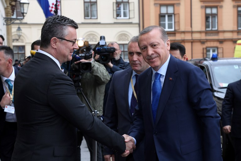 turkey s erdogan talks with israel to resume in may the times of
