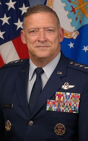 Gary L. North, a former four-star general and current Lockheed Martin executive. (US Air Force)